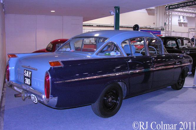 1958 Vauxhall Cresta, Race Retro
