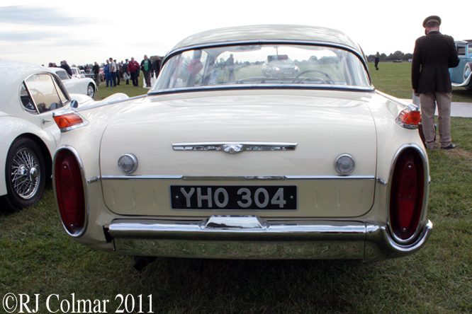 1960 Vauxhall Cresta, Goodwood Revival