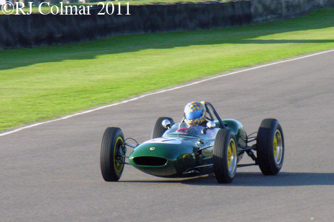 Lotus Climax 21,