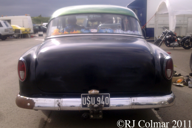 Chevrolet Bel Air, Shakespeare CR