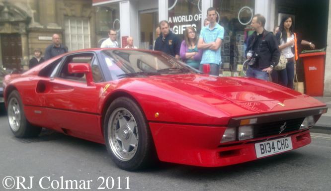 Ferrari GTO, Bristol IAMF