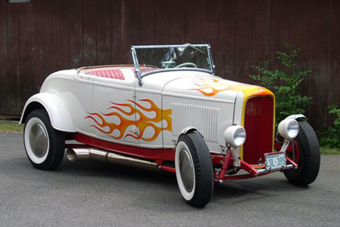 '32 Ford / Boeing Roadster