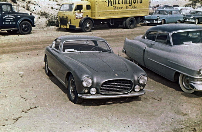 Ferrari 375 Pininfarina America