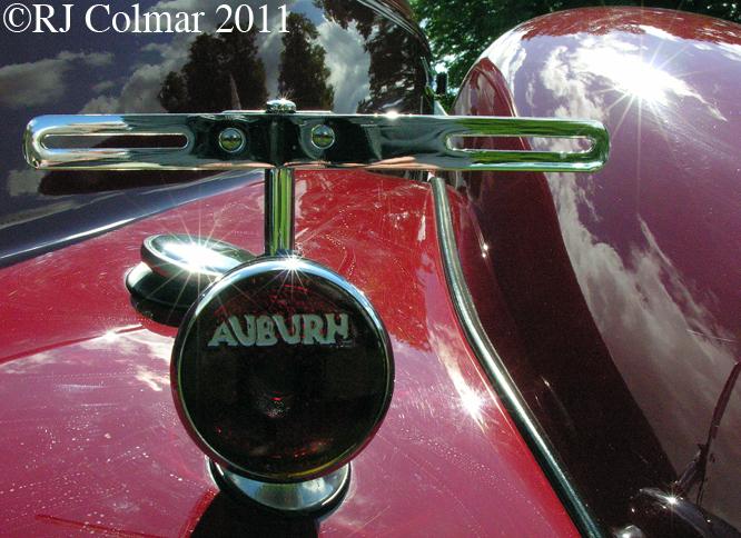 Auburn 851 SC, Goodwood Revival
