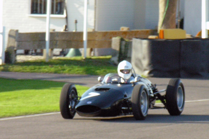 BRM P57, Goodwood Revival