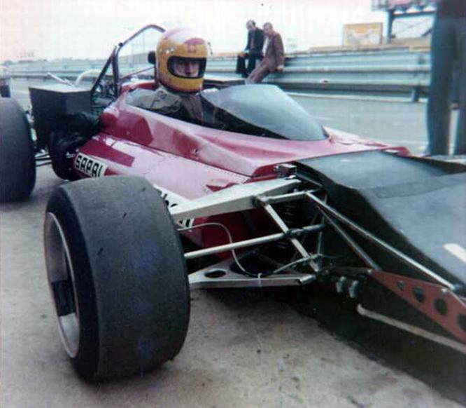 François Migault, Connew, Le Mans Bugatti