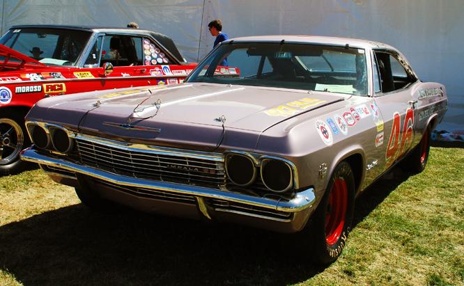 Chevrolet Impala SS, Palo Alto C d'E