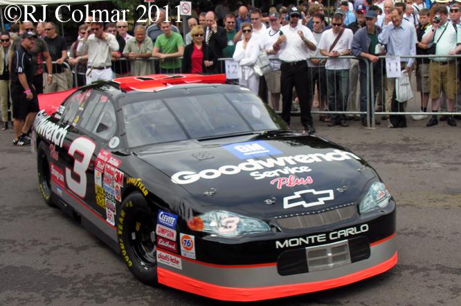Chevrolet Monte Carlo, Goodwood FoS