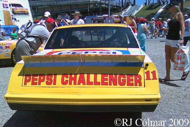Chevrolet Monte Carlo SS, Talladega