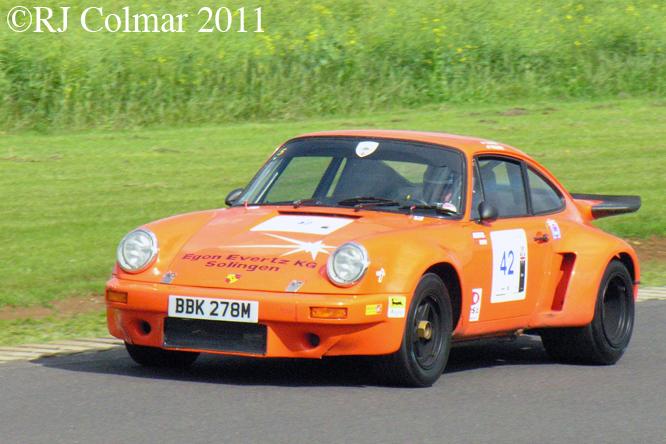 Porsche RSR, Danny Sullivan, Castle Combe, Tour Britannia