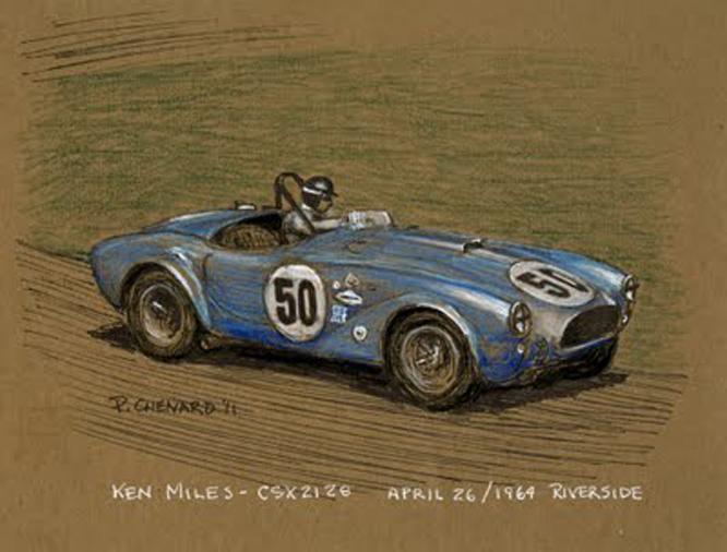 Shelby Cobra / 289 Sebring Cobra / 289 Cobra, Paul Cheynard