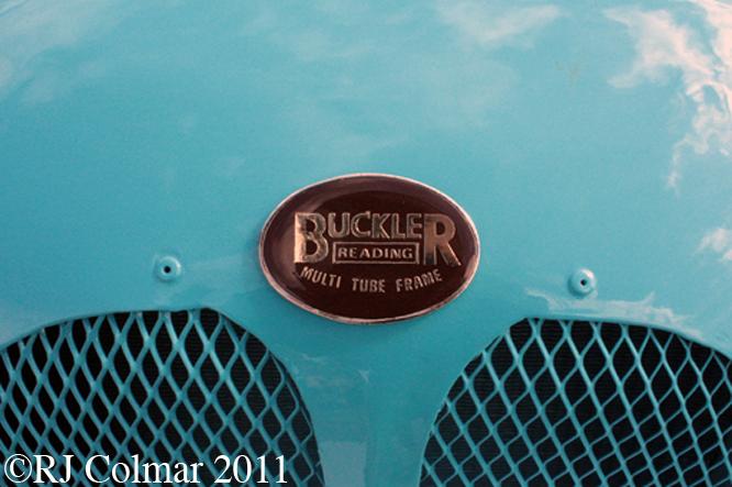 Buckler MK 5, Rare Breeds, Haynes IMM