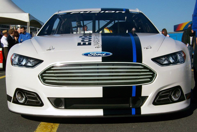 2013 Ford Fusion Cup Car