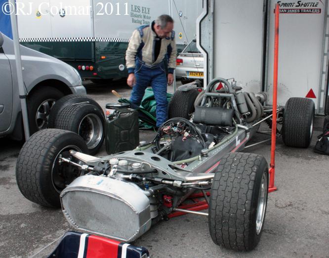 Lotus 35 Martin, Oulton Park