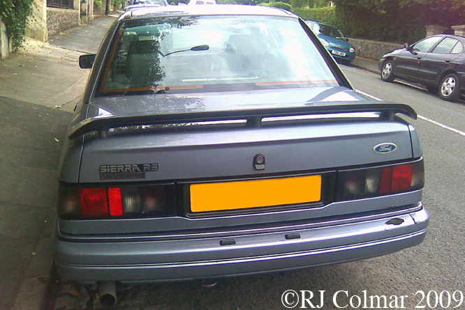 Sierra RS Cosworth 4×4