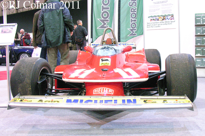Ferrari T4, Race Retro