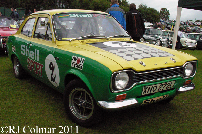 Ford Escort Mexico, Oulton Park, Gold Cup