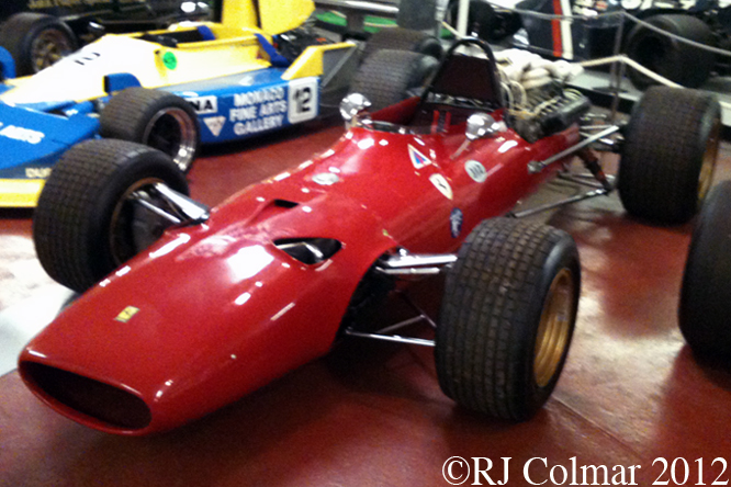 Ferrari 312/67, Donington Grand Prix Collection