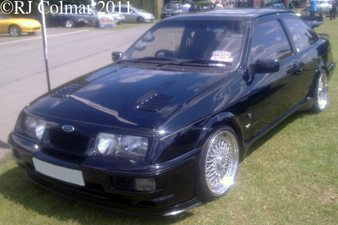Ford Sierra Cosworth RS500, Castle Combe, C&SCAD