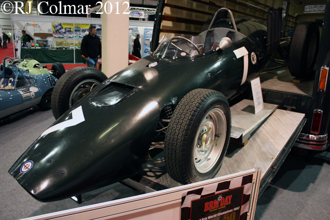 BRM P57, Race Retro
