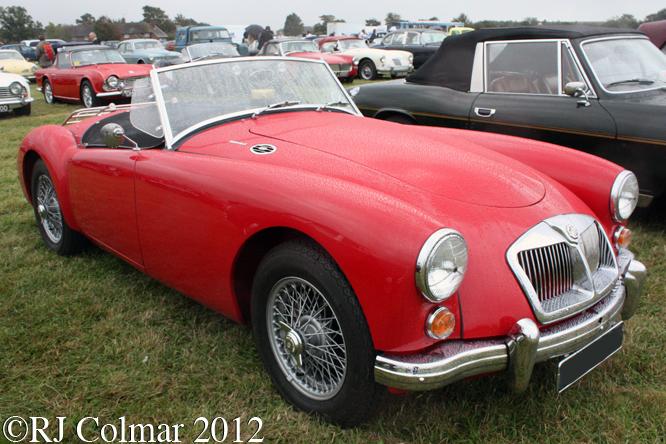 MG A 1600 MK II, Goodwood Revival