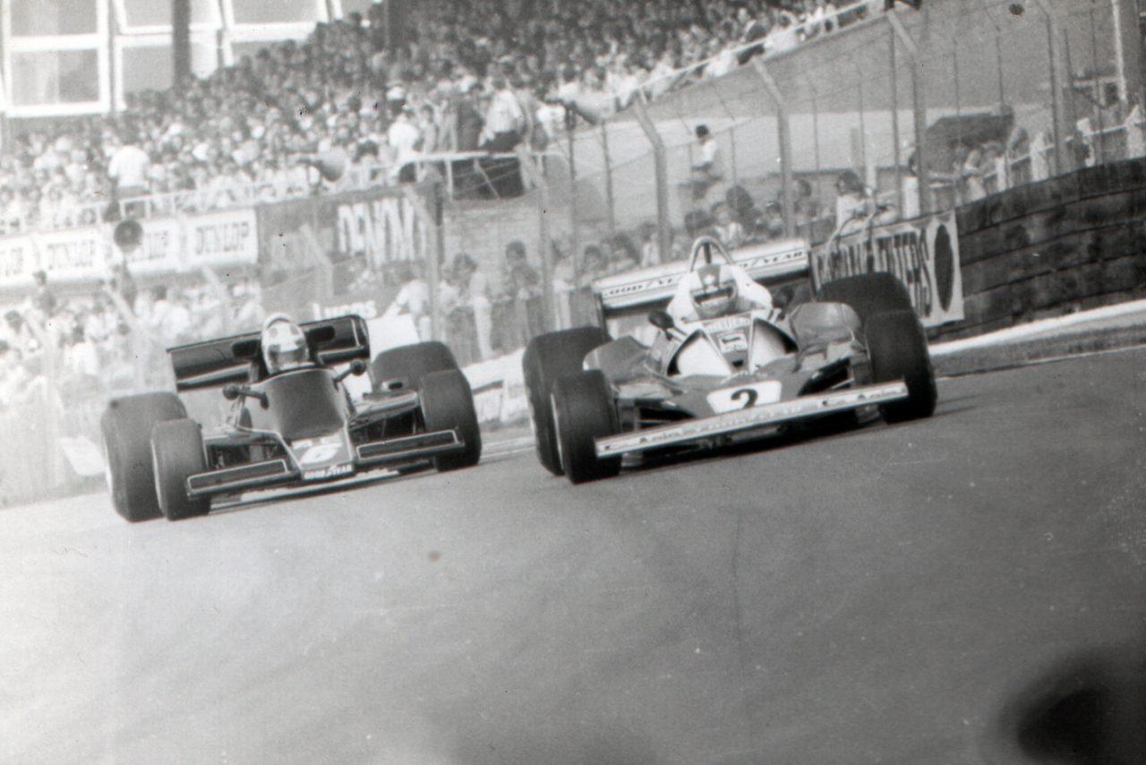 Ferrari 312 T2, Brand Hatch, Sven Platt