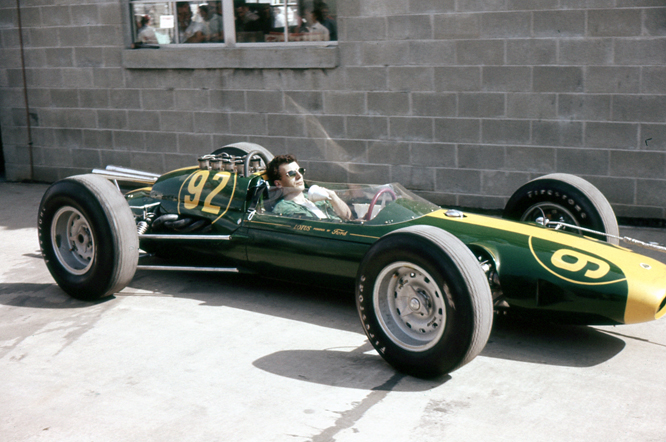 Lotus 29 Ford, Indianapolis
