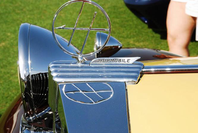 Hupmobile Speedster, Desert Classic, C d'E