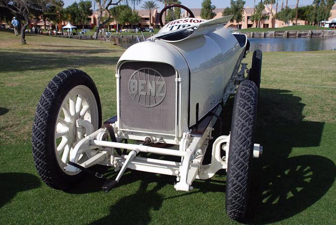 Benz, Desert Cassic C d'E