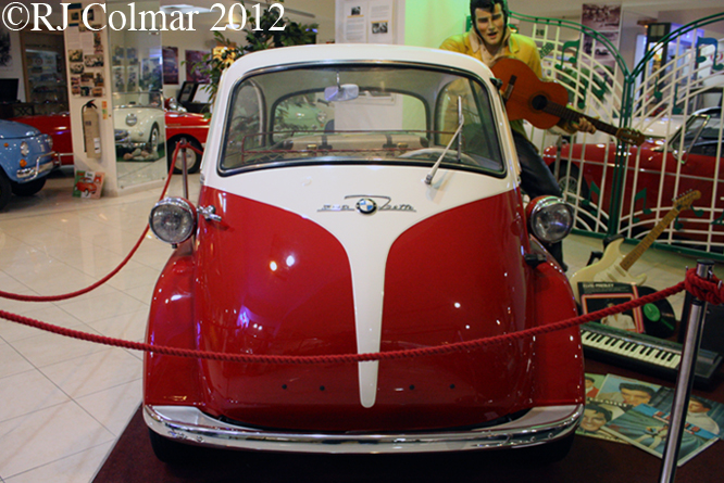 BMW 250 Isetta, Malta Cassic Car Collection