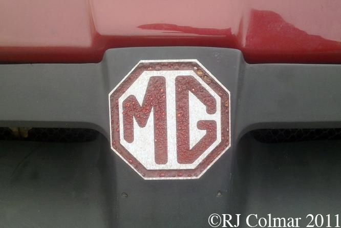 MG B, BMW Plant