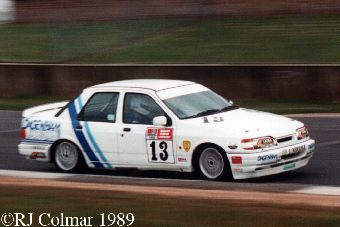 Ford Sierra Sapphire Cosworth RS, Donington