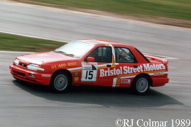 Ford Sierra Sapphire Cosworth RS, Brands Hatch