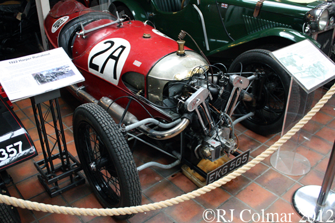Morgan, Brooklands