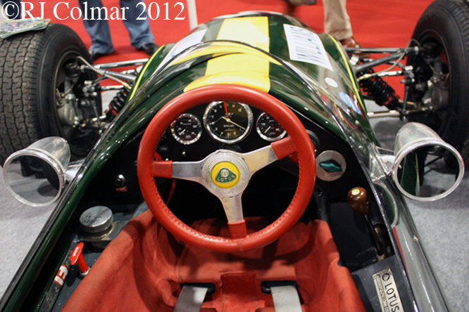 Lotus 41, Race Retro