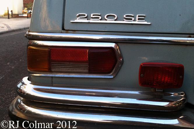 Mercedes Benz 250 SE