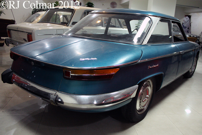 Panhard 24 bt, Malta Cassic Car Collection