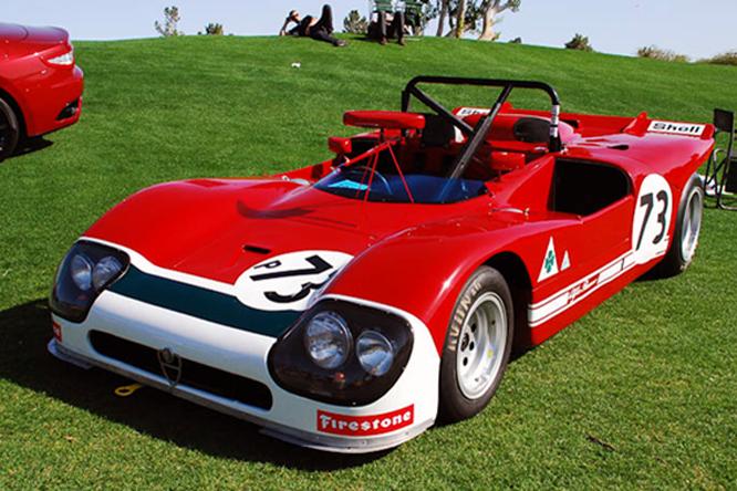 ALFA Romeo T33, Desert Classic C d'E