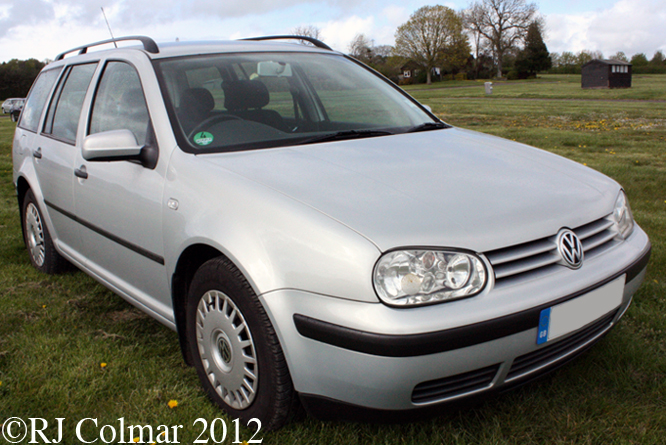 Volkswagen Golf, Bristol Classic Car Show