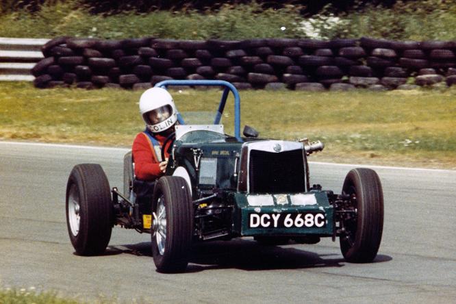 Kayne Special II, Oulton Park, Copyright Frank Hall 1981 C213/9