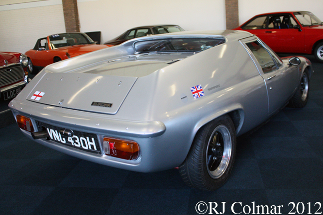 Lotus Europa S2, Race Retro