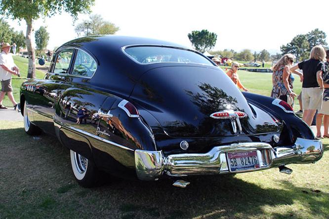 Buick Roadmaster, Desert Classic, Palm Springs