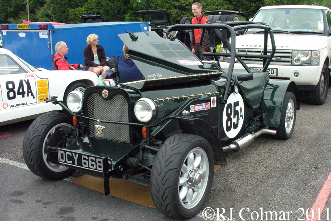 Kayne Special III, Castle Combe
