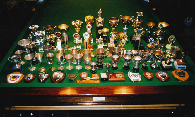 Colin Cooper, Trophies