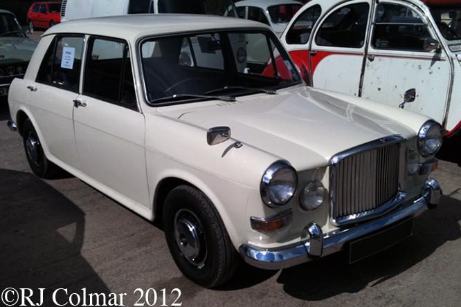 Van den Plas 1300, Bristol Classic Car Show