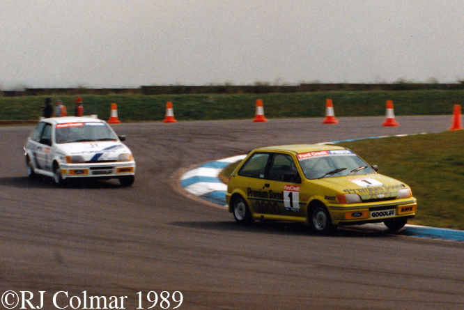 Ford Fiesta XR2i, Donington