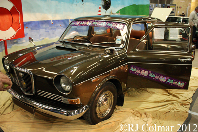 Wolsey Six, Bristol Classic Car Show