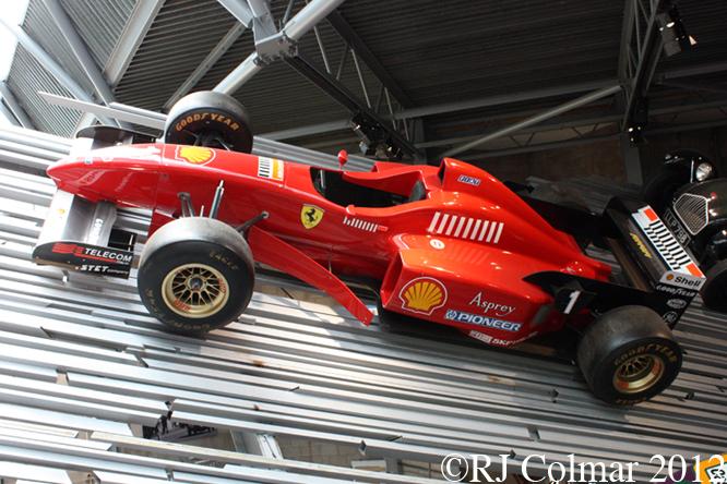 Ferrari F310, NMM Bealieu