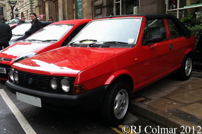 Fiat Bertone Super Strada Cabrio, BIAMF