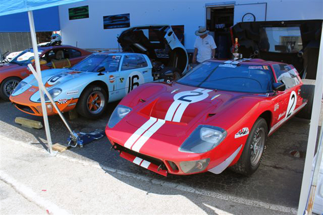 Ford GT40, Road Atlanta, Classic Motorsport Mitty